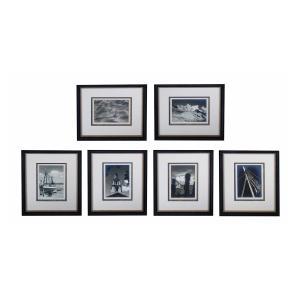 John W. Gregory (1903-1992) Six Gelatin Silver Prints of Views of Provincetown