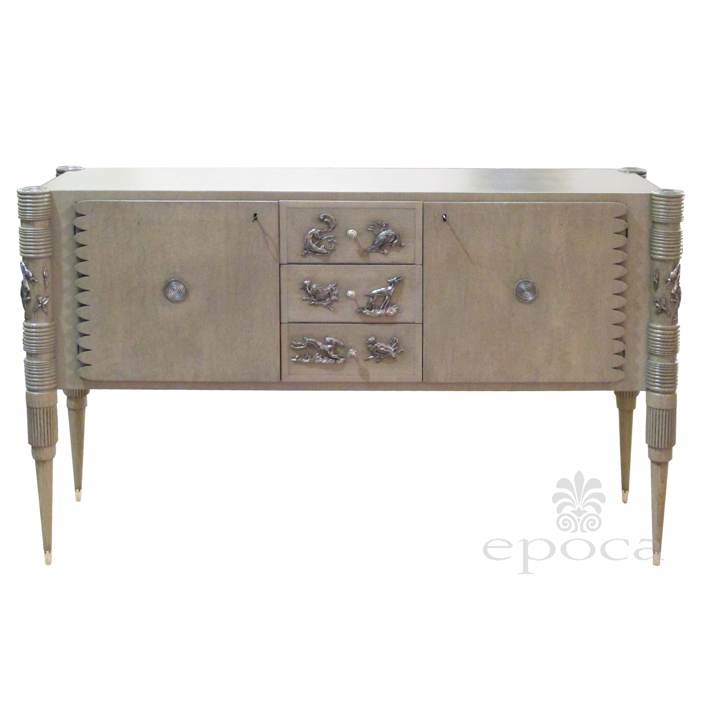 Moderne Sideboard a superb moderne sideboard by pier luigi colli for