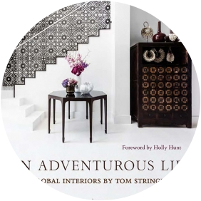 An Adventurous Life Global Interiors By Tom Stringer