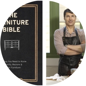 The Furniture Bible by Christophe Pourny