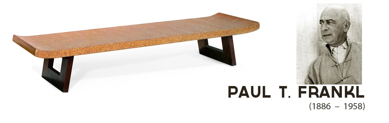 Paul T. Frankl (1886 – 1958)