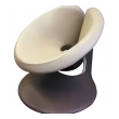 sumptuous and curvaceous pair of 'Kimono' chairs designed by Eggarat Wongcharit, Bangkok