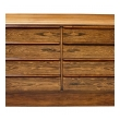 a sophisticated norwegian 1960's rosewood 8 drawer chest by westnofa of norway (labeled)